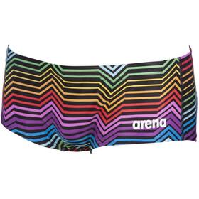 arena Multicolor Stripes Spodenki pływackie Mężczyźni, black/multi